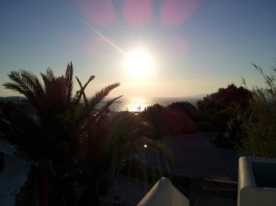Parties communes Ostraco Suites Mykonos (1)