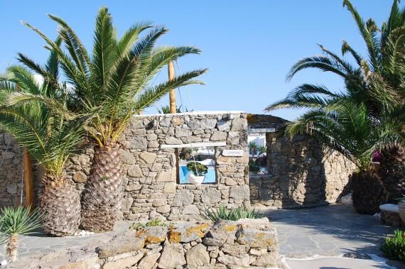 Parties communes Ostraco Suites Mykonos (10)