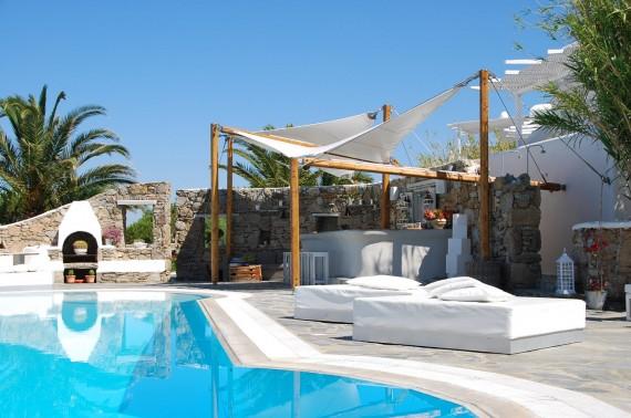 Parties communes Ostraco Suites Mykonos (14)