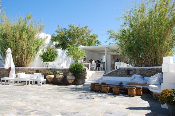 Parties communes Ostraco Suites Mykonos (15)