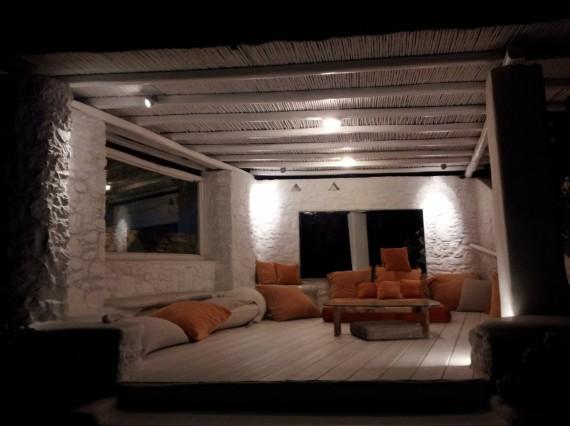 Parties communes Ostraco Suites Mykonos (3)