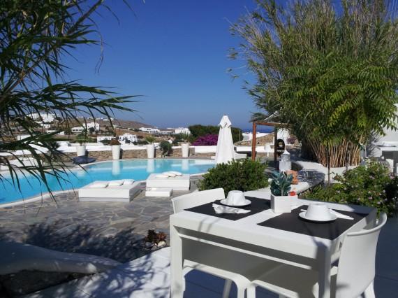 Parties communes Ostraco Suites Mykonos (6)