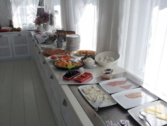 Parties communes Ostraco Suites Mykonos (8)