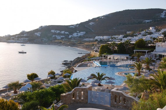 Parties communes Saint John Mykonos (7)