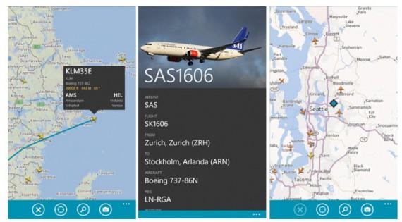 Flight radar 07