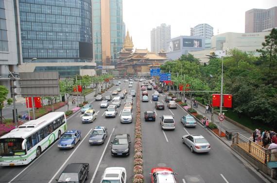 Shanghai Concession Francaise (1)