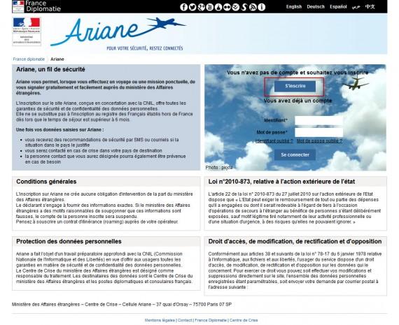 Ariane 01