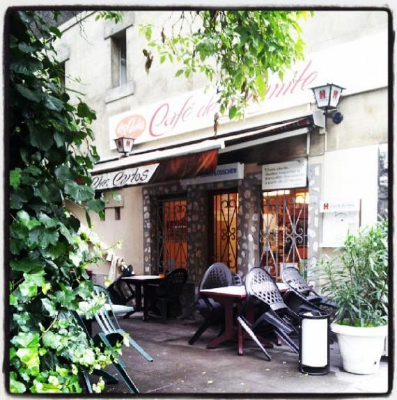 Café de La Limite