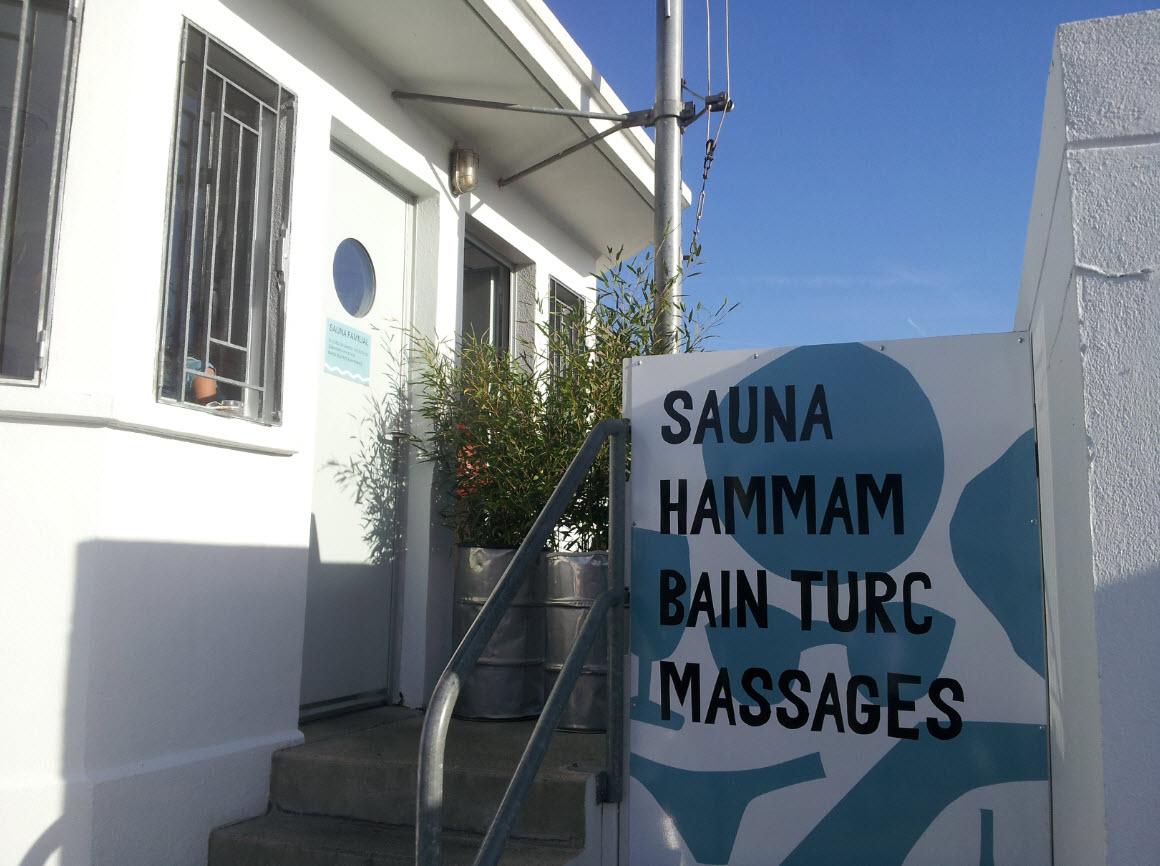 Hammam et sauna Geneve Bain des Paquis