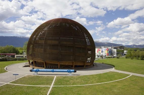 CERN Suisse-France 01