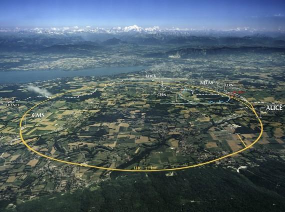 CERN Suisse-France 02