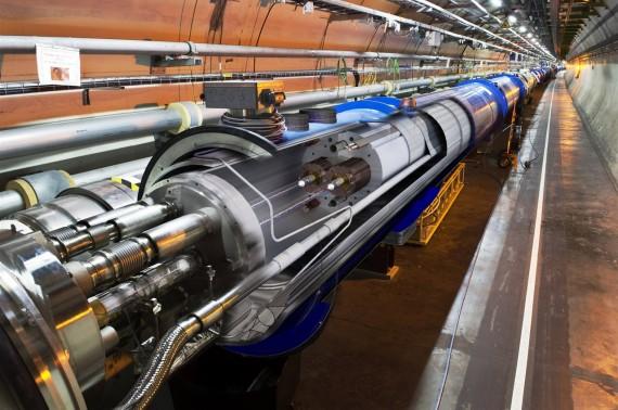 CERN Suisse-France 03