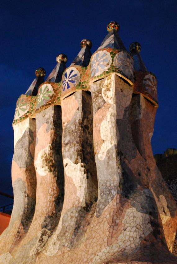 Casa Batlló Gaudí Barcelone (11)