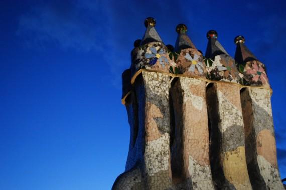 Casa Batlló Gaudí Barcelone (12)
