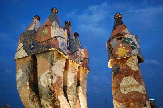Casa Batlló Gaudí Barcelone (14)