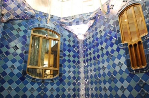 Casa Batlló Gaudí Barcelone (2)