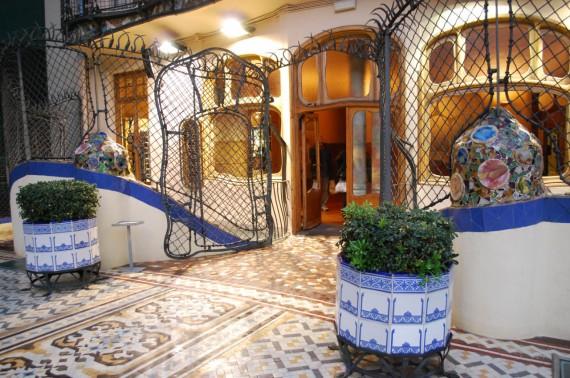 Casa Batlló Gaudí Barcelone (30)