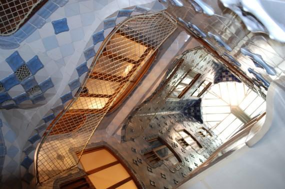 Casa Batlló Gaudí Barcelone (36)