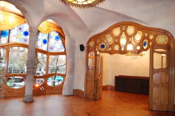 Casa Batlló Gaudí Barcelone (37)