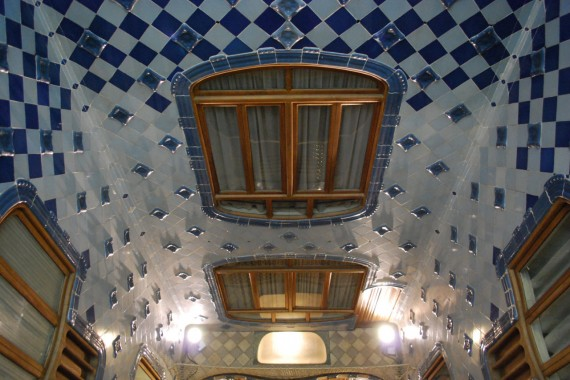 Casa Batlló Gaudí Barcelone (4)
