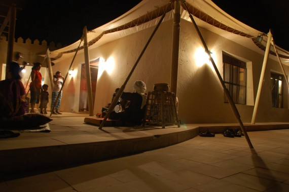 Desert Nights Camp Oman (1)