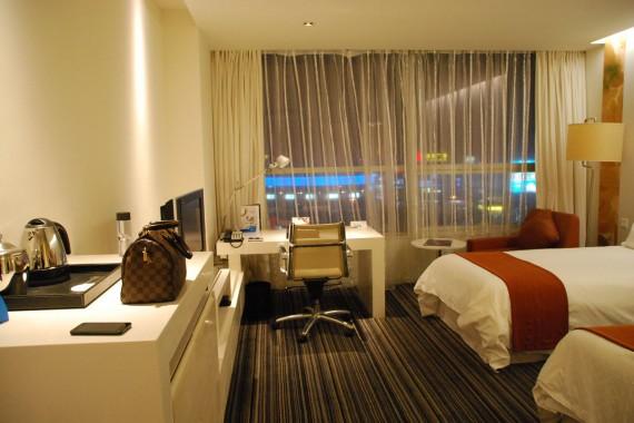 Radisson Century Park hotel Pudong Shanghai 03