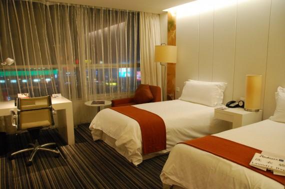 Radisson Century Park hotel Pudong Shanghai 04