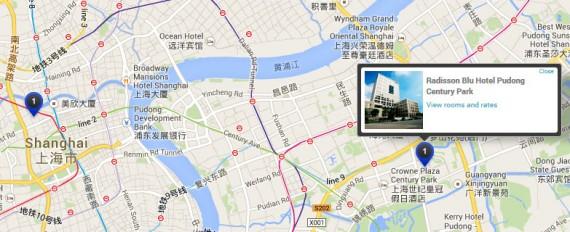 Radisson Century Park hotel Pudong Shanghai 08