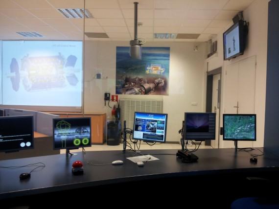 Visite du CERN Meyrin 03