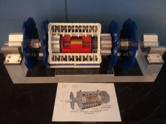 Visite du CERN Meyrin 05