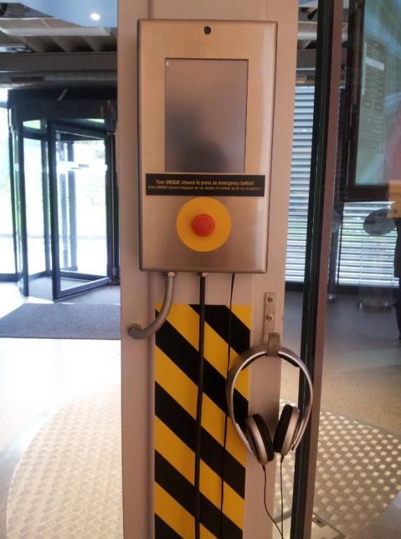 Visite du CERN Meyrin 06