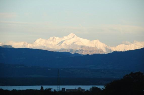 Vue sur les Alpes depuis Nyon 03