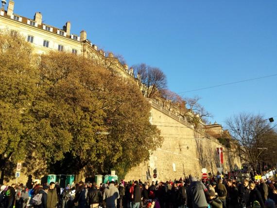 Course de l'escalade Genève (1)
