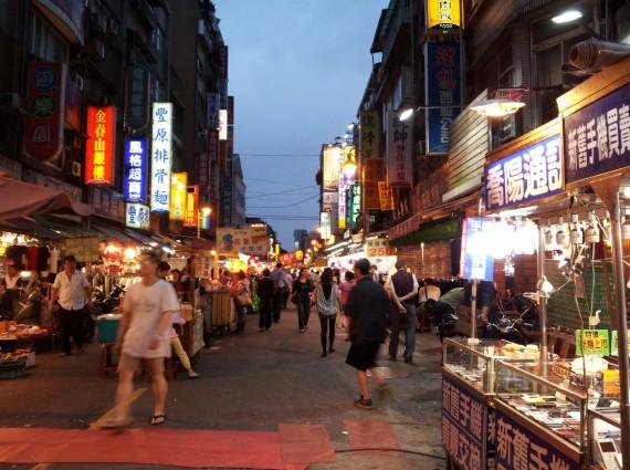 Huaxi Street Night Market Taipei (1)