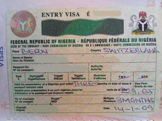 Passeport et visa 02
