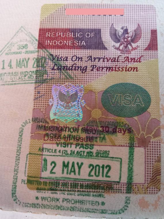Passeport et visa 03