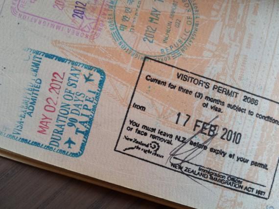 Passeport et visa 04