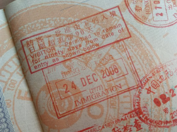 Passeport et visa 07