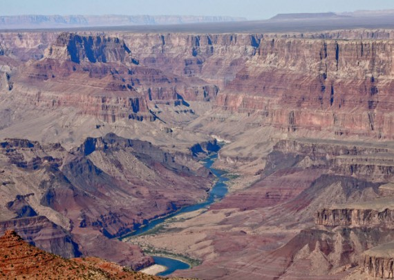 Voyage ouest américain - Grand Canyon