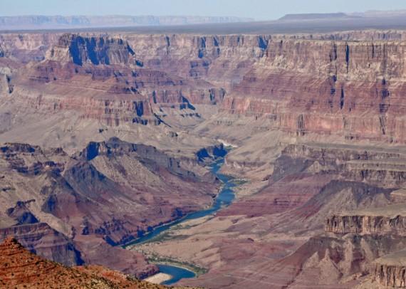 Voyage ouest américain - Grand Canyon