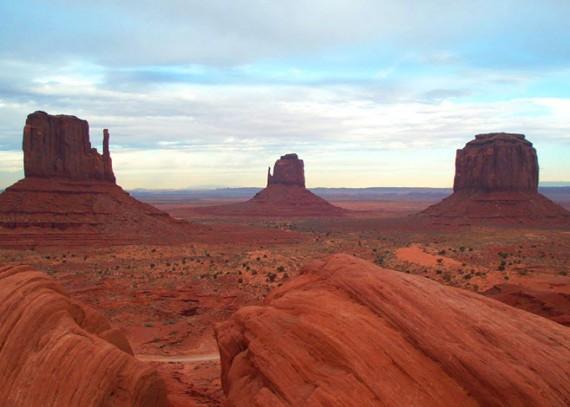 Voyage ouest américain - Monument Valley