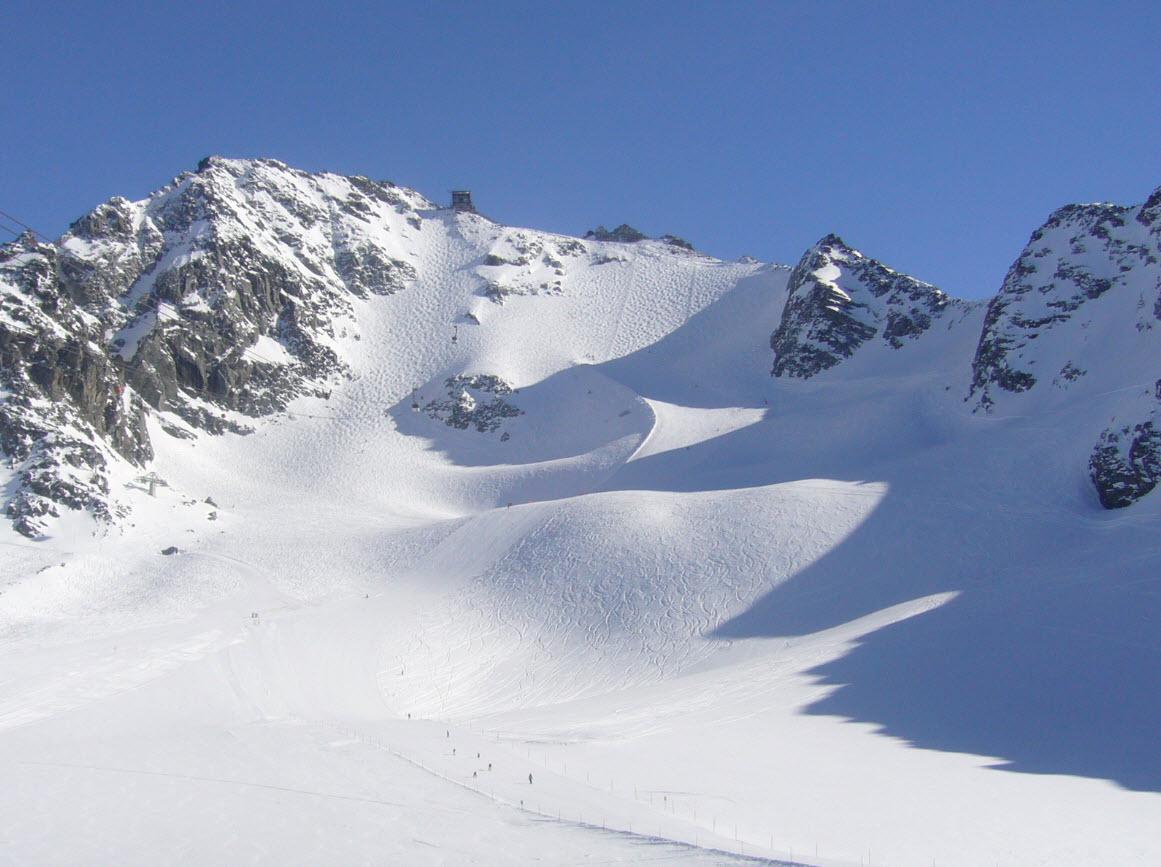 Skier depart Geneve Verbier