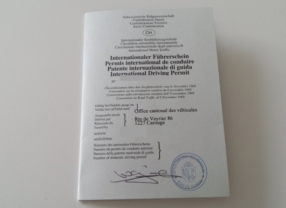 Permis de conduire international 03