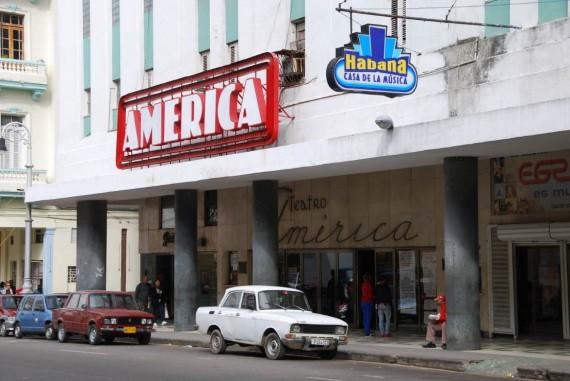 Quartiers Université Vedado La Havane (1)