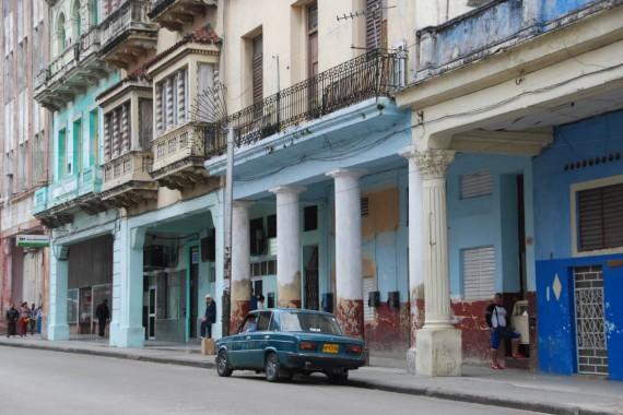 Quartiers Université Vedado La Havane (10)