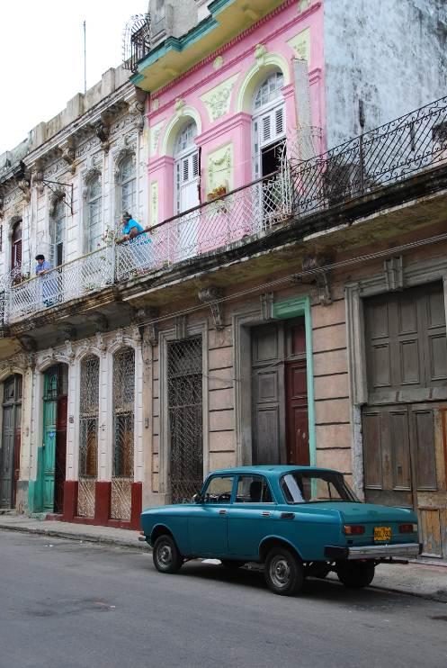 Quartiers Université Vedado La Havane (11)