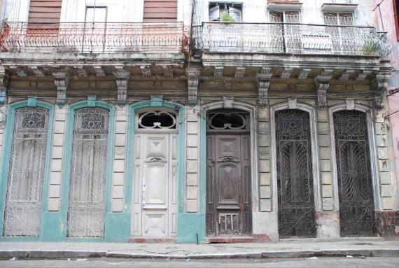 Quartiers Université Vedado La Havane (12)