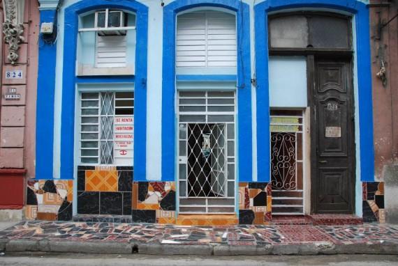 Quartiers Université Vedado La Havane (13)