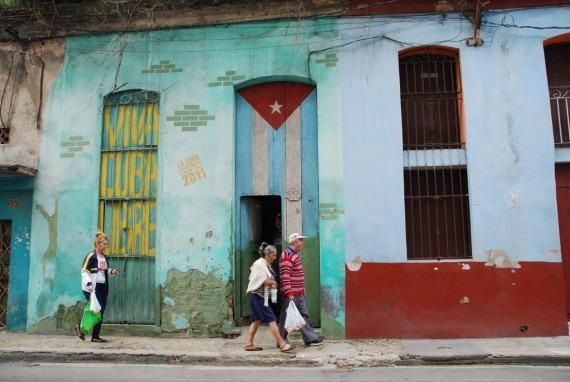 Quartiers Université Vedado La Havane (14)