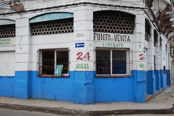 Quartiers Université Vedado La Havane (15)